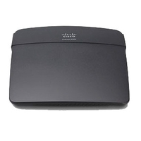 Routers - Linksys E900 - Draadloze router - 4-poorts switch - 802.11b/g/n - 2,4 GHz - E900-EU