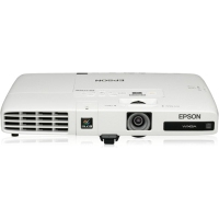 Projectoren - Epson Ultramobile Projector EB-1776W 3LCD WXGA 1280 x 800 16:10 3000 Lumen 2000:1 - V11H476040