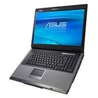 Notebooks - ASUS F7Z-7S005C 17.1 WXGA+ Tur64 X2 RM70 (2GHz) ATI Mob Rad HD2400 3072MB (1GB + 2GB) 320GB DVD Super Mul - F7Z-7S005C