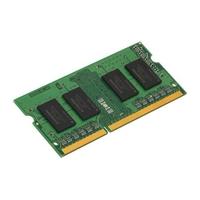 Desktops - Kingston KVR13S9S8/4 4GB 1333MHz DDR3 Non-ECC CL9 SODIMM SR X8 - KVR13S9S8/4
