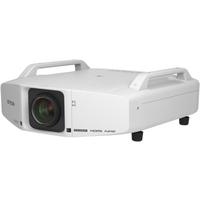 Projectoren - Epson EB-Z8450WU - LCD-projector - 7000 lumens - WUXGA (1920 x 1200) - 16:10 - HD 1080p - standaardlens - Netwerk - V11H462040