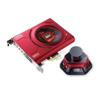 Geluidskaarten - Creative Labs Sound Blaster Zx Crea SB zx + AudioControlMod PCIeR PCIe x1 24 maanden garantie - 70SB150600001