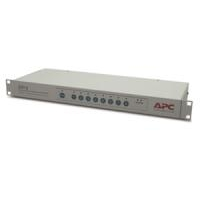 KVM switches - APC KVM Switch 8 port <b>LET OP!</b> geen kabels bijgeleverd! - AP9258