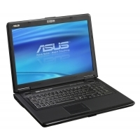 Notebooks - ASUS X71A-7S023C 17.1 Intel Pentium dual-core T3200 (2.0 GHz) Intel X4500HD Graphics(shared) 3GB 250GB DVDRW Vista Home Premium - X71A-7S023C