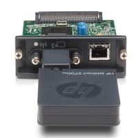 Print servers - HP JetDirect 695nw - Printerserver - EIO - Gigabit Ethernet - voor Color LaserJet CM3530, CP3505  LaserJet 5200, P4014  LaserJet Enterprise CM4540, M4555 - J8024A#UUS