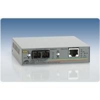 Transceivers en media converters - Allied Telesis 100BTX TO 100BFX/SC MM 2KM **New Retail** - AT-MC102XL