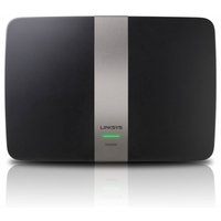 Routers - Linksys EA6200 - Draadloze router - 4-poorts switch - GigE, 802.11ac (concept) - 802.11a/ b/ g (draft) - Dual Band - EA6200-EJ