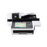 Fax en digital senders - HP Scanjet Enterprise 8500 fn1 DocumentCapture Workstation 60ppm/ 120ipm/ 600dpi ADF/up to 5000 pages/dayencrypted HDD/QWERTY keyb/HIP - L2719A#B19
