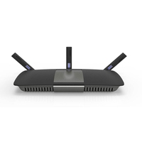 Routers - Linksys EA6900 - Draadloze router - 4-poorts switch - GigE, 802.11ac (concept) - 802.11a/ b/ g (draft) - Dual Band - EA6900-EJ