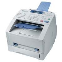 Fax en digital senders - Brother FAX 8360P - Fax / kopieerapparaat - Z/W- laser - 216 mm breedte (origineel) - Legal (doorsnede) - maximaal 14 ppm LED - 250 vellen - 33.6 Kbps - FAX-8360P
