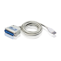 Controllers - Aten Fully Bidirectional USB Parallel Printer Cable - UC1284B-AT
