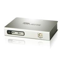 Controllers - Aten 2 port USB2.0-to-Serial HUB - UC2322-AT