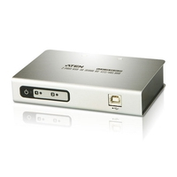 Controllers - Aten USB / Converter 2 port USB2.0-to-SerialHUB for RS-422/RS-485 - UC4852-AT