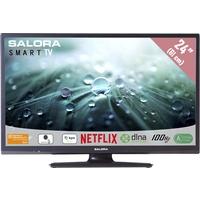 """TV s - Salora 24LED9102CS - 24"""" Klasse - 9100 Series LED-tv - Smart TV - 720p - zwart - 24LED9102CS"""