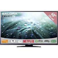 """TV s - Salora 49LED9102CS - 49"""" Klasse - 9100 Series LED-tv - Smart TV - 1080p (Full HD) - zwart - 49LED9102CS"""