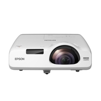 Projectoren - Epson EB-525WWXGA1280 x 80016:10HD ready2.800.lumen - V11H672040