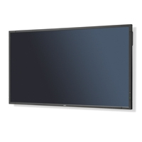"TV s - NEC MultiSync E705 - 70"" Klasse - E Series led-scherm - digital signage-technologie - 1080p (Full HD) 1920 x 1080 - verlichte rand - 60003928"