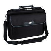 Notebook tassen - Targus 16in CN01 NOTEPAC Zwart LAPTOP BAG - CN01