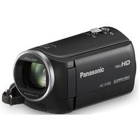 Digitale videocameras - Panasonic HC-V160 Camcorder Zwart - HC-V160EG-K