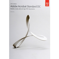 Desktop publishing - Adobe Acrobat Standaard DC Windows Multi EU 10-49 - 65234097BC02A12