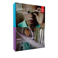 Office suites - Adobe PHSP & PREM Elements 14 Windows - 65263962
