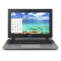 Notebooks - Acer Chromebook C730E-C34X N2940 4GB 16GB IPS 4cell QWERTY - NX.GC1EH.002