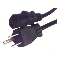 Elektriciteitssnoeren - Cisco Power Cord/AC 220V 3m US - CAB-AC=